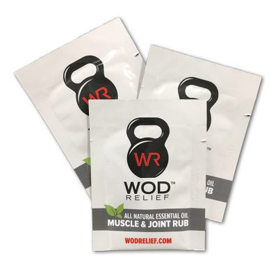 WOD Relief Free Samples