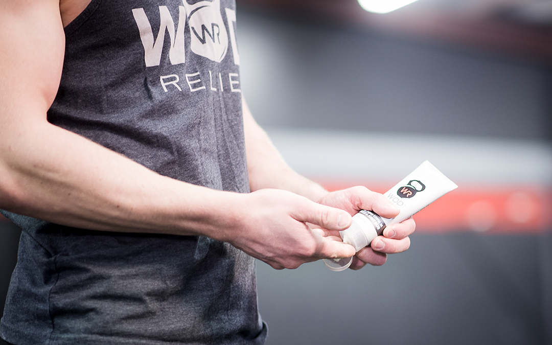 When to use WOD Relief Muscle & Joint Rub