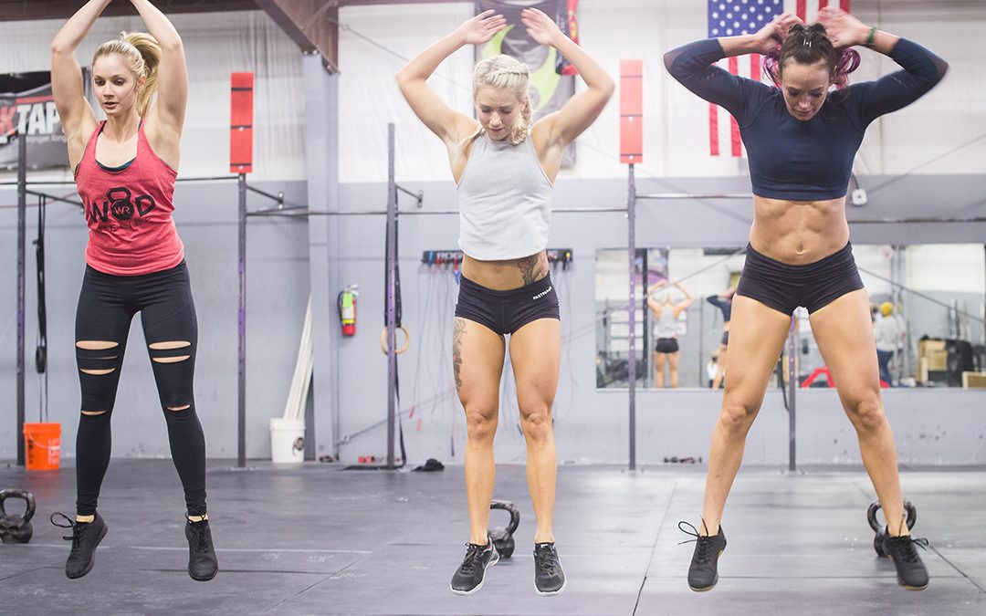 9 Ways to CRUSH at the CrossFit Open 2019